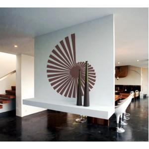Стикер за стена | Геометрични  | Спирала 214