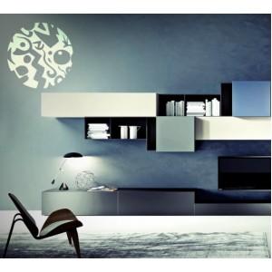Стикер за стена | Геометрични  | Кръгове 216