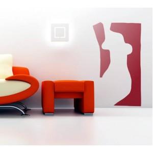 Стикер за стена | Абстрактни  | Абстрактна жена