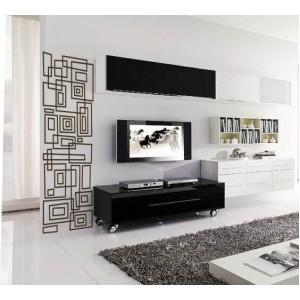 Стикер за стена | Изображения | Абстрактни линии