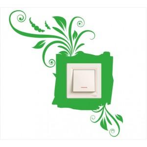 Стикер за стена | Ключове, Контакти  | Модел 40207S, Единичен, 3 броя