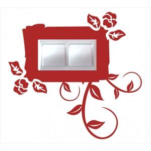 Стикер за стена | Ключове, Контакти  | Модел 40208D, Двоен, 2 броя