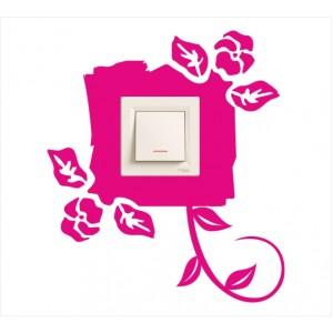 Стикер за стена | Ключове, Контакти  | Модел 40208S, Единичен, 3 броя