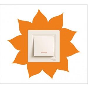 Стикер за стена | Ключове, Контакти  | Модел 40209S, Единичен, 5 броя