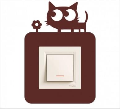 Стикер за стена Модел 40219S, Единичен, 3 броя