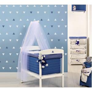 Стикер за стена | Елементи  | Триъгълници 4410