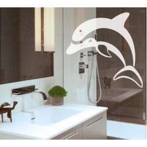 Стикер за стена | Морски и други  | Делфинче