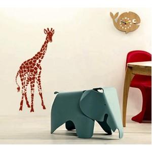 Стикер за стена   Диви животни    Жираф
