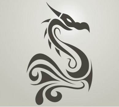 Дракон 03, Елегантен