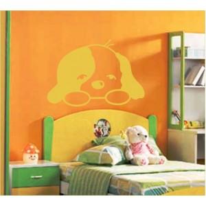 Стикер за стена | Кучета  | Куче 09, Сладурско