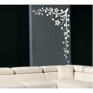 Стикер за стена | Орнаменти  | Ъглов орнамент 1021
