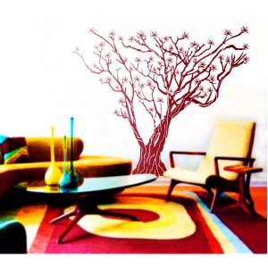 Стикер за стена | Дървета  | Дърво 32, Явор