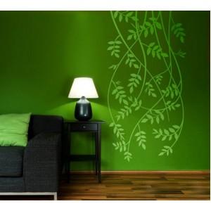 Декорация за стена | Клони  | Нежно падащи клонки