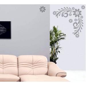 Стикер за стена | Орнаменти  | Ъглов орнамент 1026