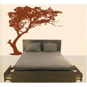 Стикер за стена | Дървета  | Дърво 08, надвесено