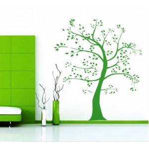 Стикер за стена | Дървета  | Дърво 09, Свежо