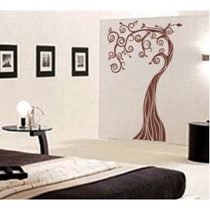 Стикер за стена | Дървета  | Дърво 17, Надвесено