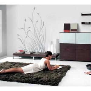 Декорация за стена | Трева, Бамбук  | Елегантна трева
