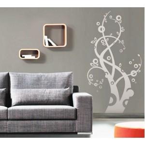 Стикер за стена   Абстрактни    Абстрактно дърво