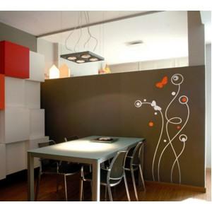 Стикер за стена | Абстрактни  | Абстрактна трева