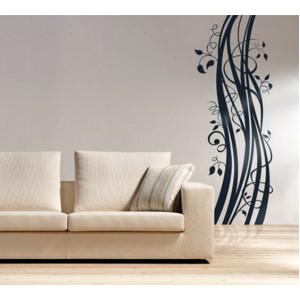 Декорация за стена | Дървета  | Стъбла към небето