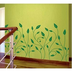 Стикер за стена | Трева, Бамбук  | Трева по вятъра