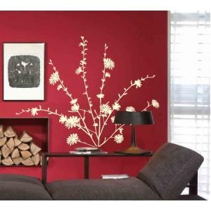 Стикер за стена | Цветя  | Цветя от ливадата 12104