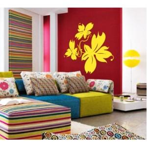 Стикер за стена | Цветя  | Цветя 24, Хибискус