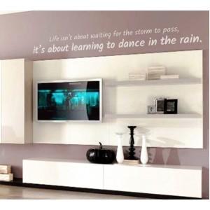 Да танцуваме в дъжда, Вариант