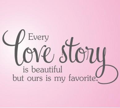 Всяка любовна история е