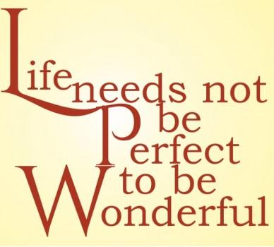 Животът Чудесен