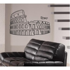 Стикер за стена | Световни марки  | Рим