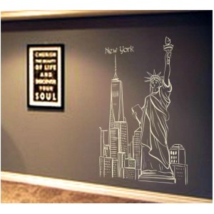 Стикер за стена | Изображения | Ню Йорк