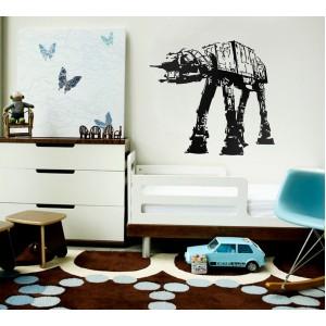 Декорация за стена | Star Wars  | Междузвездни войни, AT-AT Walker