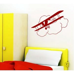 Стикер за стена | Самолети  | Самолет 13