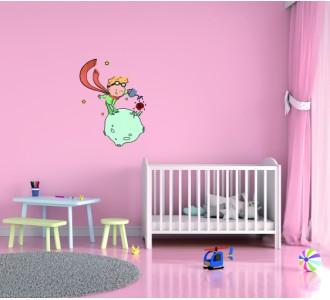 Стикер за стена Малкия Принц 0663