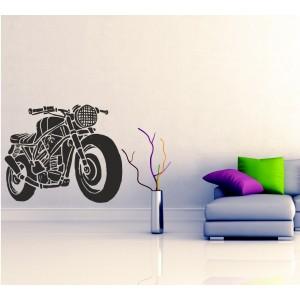 Стикер за стена | Коли  | Мотор 61