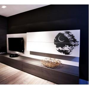 Декорация за стена | Star Wars  | Междузвездни войни, Звездата на смъртта