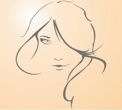 Лице 901, Стилизирано момиче