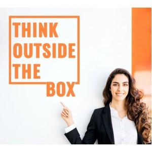 """Мисли отвъд """"Кутията"""""""