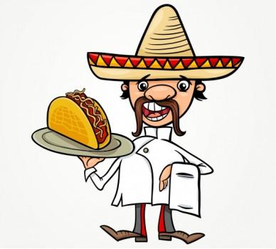 Готвач 971124 Мексиканец
