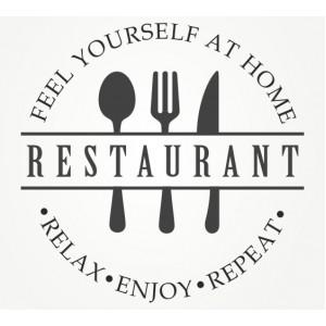 Декорация за стена | Ресторант | Ресторант 971214
