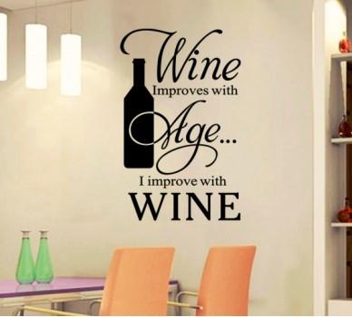 Виното се подобрява с възрастта