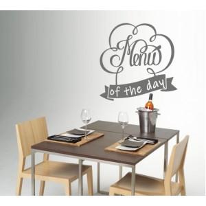 Декорация за стена | Ресторант | Меню за деня 9731202