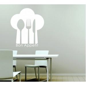 Декорация за стена | Ресторант | Добър апетит 971420 Шапка на готвач