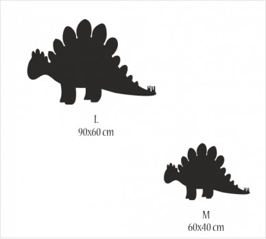 Черна дъска, Динозавър