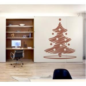 Коледна елха 01, Класическа