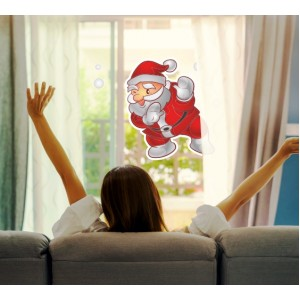 Дядо Коледа влиза