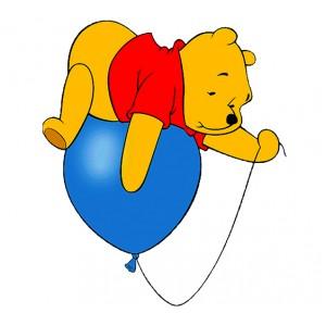 Мечо Пух, Лети върху балон