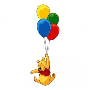 Мечо Пух, Лети с балони 46417